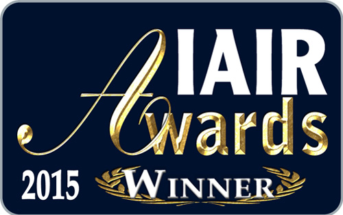 IAIRweb_Winner2015Gold